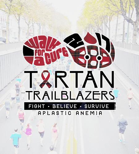 Tartan Trailblazers : Cure Aplastic Anemia