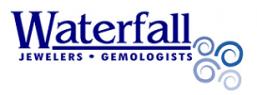 waterfall-jewelers-logo-tartan trailblazers-aamds-march for marow